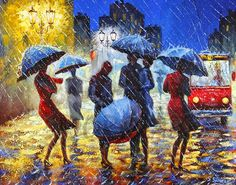 pinturas-de-paisajes-urbanos-modernos-con-figura-humana