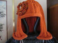Knit Wig