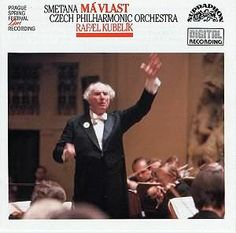 Rafel Kubelik and the Czech Philharmonic Orchestra perform Smetana's work with the deep understanding only fellow countrymen can possess.