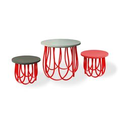 Side Tables – Marta - side table – a unique product by Izmade-furniture on DaWanda