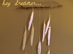 10. Branch Dream Catcher - 10 Bohemian Home Decor Projects ... → Lifestyle