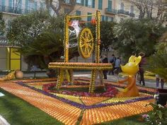 THE ORANGE FESTIVAL IN SPAIN. HC