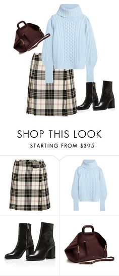 """""""Bez naslova #577"""" by lejla15 ❤ liked on Polyvore featuring Miu Miu and Temperley London"""