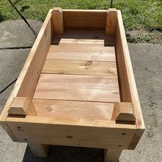 Compost Bin composter back yard composting Organics   Etsy Outdoor Planter Boxes, Tiered Planter, Vertical Planter, Clay Soil, Backyard, Patio, Reduce Waste, Western Red Cedar, Organic Matter