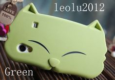 7 Color 3D Cute Cat Silicon Case for Samsung Galaxy Ace S5830 Back Cover New | eBay
