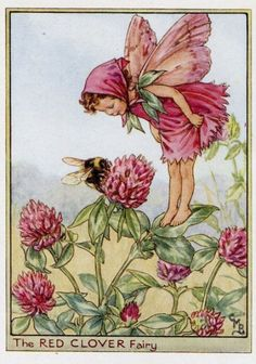 Spring by  Cicely Mary Barker