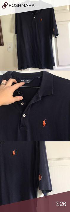 Polo golf size xl men's navy blue Polo golf size xl men's navy blue. Polo by Ralph Lauren Shirts Polos