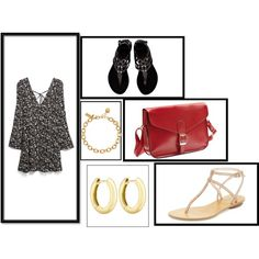 MY STYLE by kcdelacruz on Polyvore featuring MANGO, Pelle Moda and Kate Spade