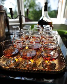 """Cognac. If you drink it because you think it's """"fancy"""" you are a fool..."""