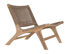 CAPE TOWN OCCASIONAL CHAIR NATURAL