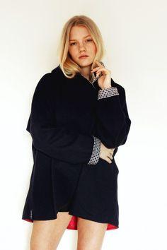 kurtki i płaszcze-SHE jacket