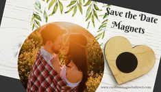 Don't let anyone miss out on your big bang day ! Make you Save the date extra special with High Quality Custom Save the date magnets which will stay for so long ! Save The Date Magnets, Dating, Make It Yourself, Big, Quotes