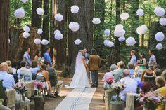 Redwoods Wedding Kevinandbri Set Designers Donm Alyssameredith Dougmahergolfs Venue