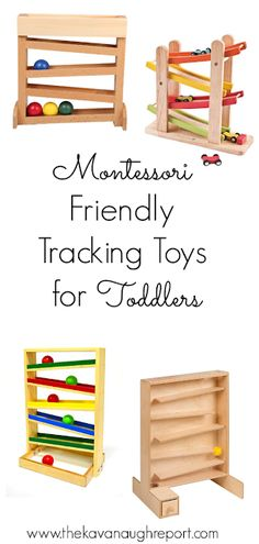 Montessori friendly tracking toys for toddlers - -You can find Montessori and more on our website.Montessori friendly tracking toys for toddlers - - Educational Toys For Preschoolers, Educational Baby Toys, Learning Toys, Educational Activities, Diy Montessori Toys, Montessori Toddler, Toddler Preschool, Best Toddler Toys, Diy Garden Projects