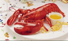 Lobster (One of Gods greatest gifts to my appetite)