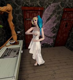 The pink fairy is insane and an evil emperor. And the sweet little darling is a vampire :D Sims 3, Tumblr, Statue, Art, Art Background, Kunst, Performing Arts, Tumbler, Sculptures