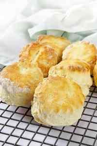 Scone Recipe - Traditional Cream Scones for Brunch or Tea