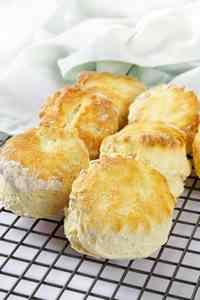 Scone Recipe - Traditional Cream Scones for Brunch or Tea