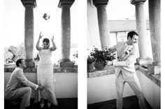 what a jokester Flying Flowers, Norman, Wedding Photos, Reception, Lol, Cakes, Weddings, Pretty, Wedding Photography