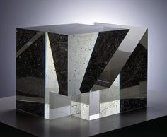 Stanislav libensky - glass sculpture 2