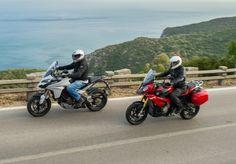 Comparativo+BMW+S1000XR+/+Ducati+Multistrada+1200S+-+Venha+de+lá+essa+estrada!