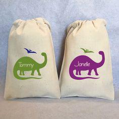 "18 Dinosaur party, Dinosaur, Dinosaur favor, Dino birthday, Dinosaur Birthday, Dino Party, Brontosaurus, Dinosaur party favor bags, 5""x8"" by owlwaysremember on Etsy https://www.etsy.com/listing/400223925/18-dinosaur-party-dinosaur-dinosaur"