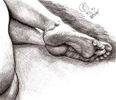 Google Image Result for http://www.deviantart.com/download/6040279/Life_Drawing__feet.jpg