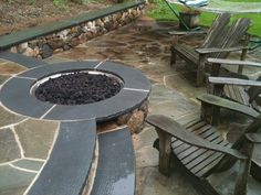 stone fire pit hingham ma