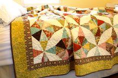 Curio Kaleidoscope Quilt | Flickr - Photo Sharing!
