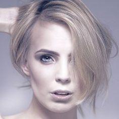 Photographs taken in Studio for Alistair Cowin's 'Beauty Book - 2015' and model's Portfolio Model: Sara Powell  MUA: Sammy Carpenter
