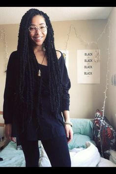 Omg! Marley twists!!!!