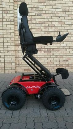 Freedom of mobility Adaptive Equipment, Outdoor Power Equipment, Stand Power, Powered Wheelchair, 4x4, Predator, Freedom, Chairs, Medical