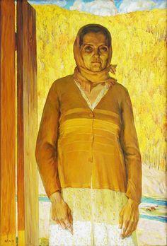 Платонов Юрий Васильевич (Россия, 1939) «Бабье лето. Мать»