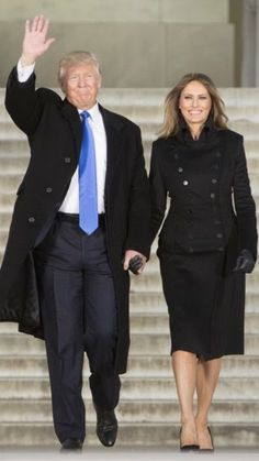 President & First Lady Melania Trump, Donald And Melania, First Lady Melania Trump, Our President, Young And Beautiful, Our Girl, Woman Quotes, Donald Trump, Presidents, Trump Card
