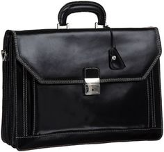 New Trending Luggage: Floto Luggage Venezia Briefcase, Black, One Size. Floto Luggage Venezia Briefcase, Black, One Size  Special Offer: $269.83  222 Reviews Venezia brief comes in two colors – vecchio brown and black. the interior is big enough to hold a laptop, files, a newspaper, and notebooks. it is divided into three compartments for easy...