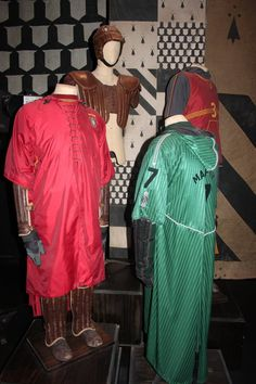 Costume Selection: Quidditch by Skarkdahn
