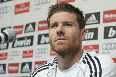 Xabi Alonso press conference