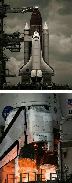 Gone but never forgotten  Space Shuttle