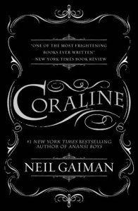 Book Cover: Coraline