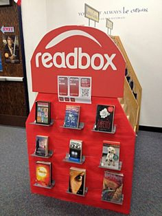 middle school library ideas | Cool reading area idea!