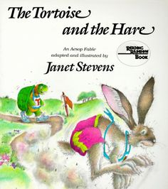 The Tortoise and the Hare: An Aesop Fable (Reading Rainbow Books): Janet Stevens: 9780823405640: Amazon.com: Books