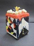 Artsonia Art Exhibit :: Slab Construction Clay Boxes