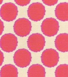 Waverly Upholstery Fabric-Circling Rose Hip