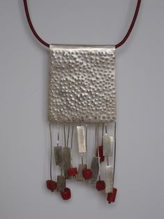 Sara Urwicz..hmmm...interesting crafted piece of jewelry