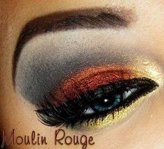 Moulin Rouge Inspired:)
