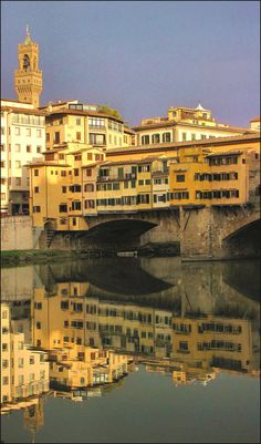 Ponte Vecchio (only 90 minutes away from the modern boutique resort of Le Ville di Trevinano) www.lvdi.it