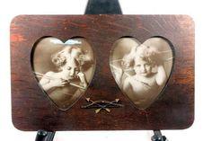 I Love Heart, Arrow Design, Cupid, Luxury Cars, Framed Art, Auction, Hearts, Bows, Vintage