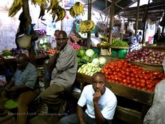 Kisutu market, Dar es Salaam, Tanzania, where East Asians order mature dogs for $100 a piece - to eat. Snakes cost just $20.