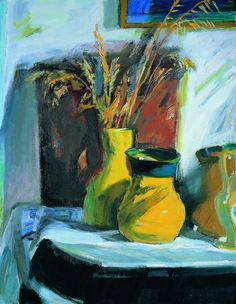 Still life named : The afternoon sun - Panayiotis Tetsis