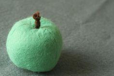 Felt Apple